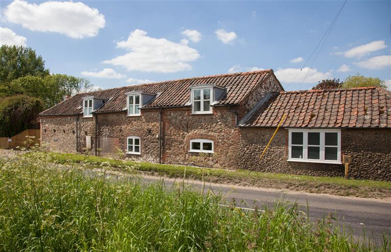 The Old Stables in South Creake near Fakenham - sleeps 6 people