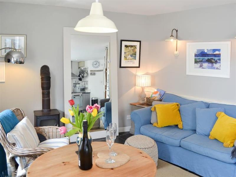 The Old Stores in Mousehole, near Penzance - sleeps 2 people