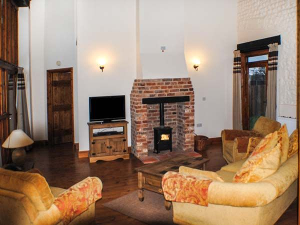 The Paddocks in Cromer - sleeps 7 people