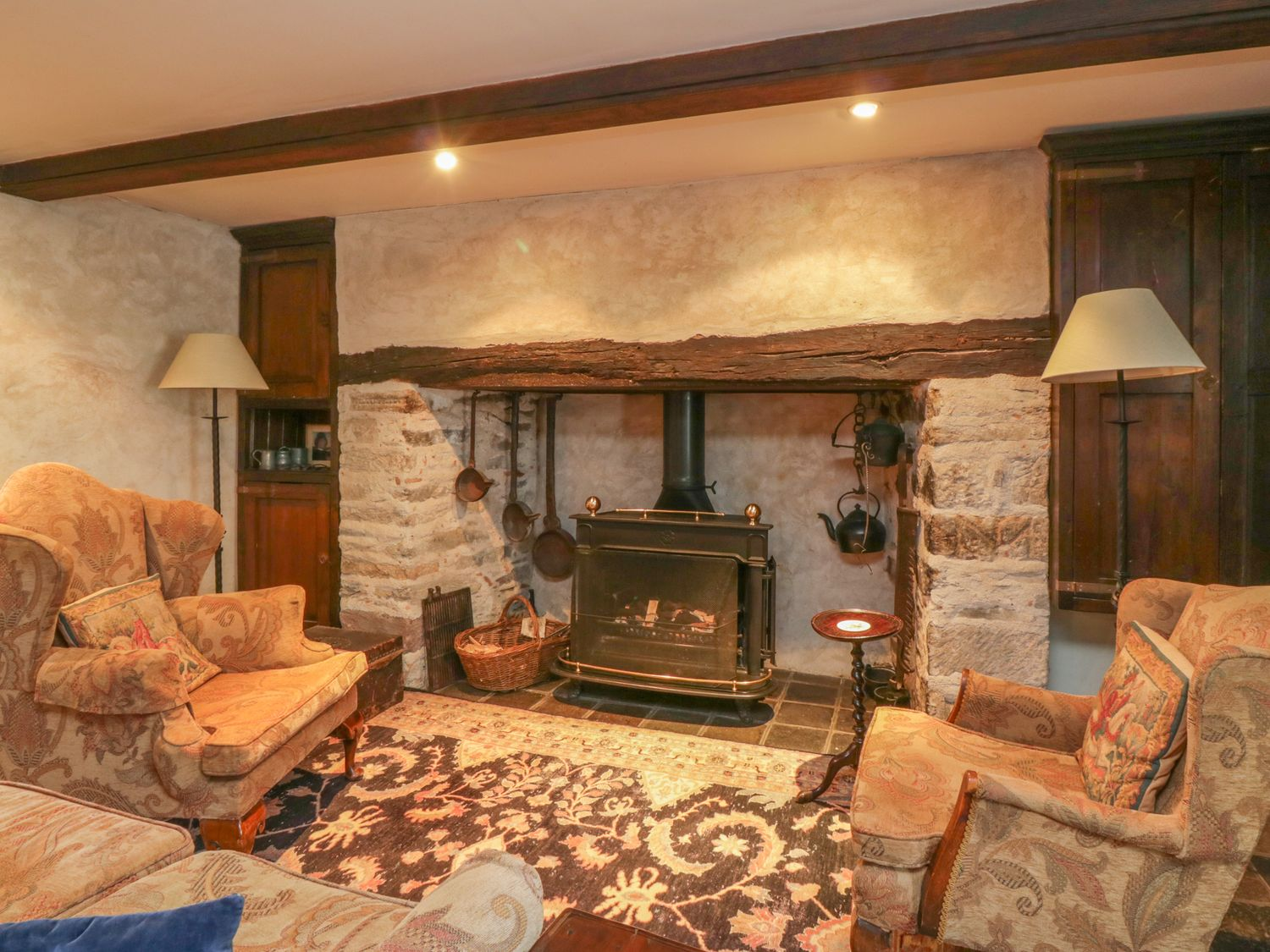 The Pend in Whithorn - sleeps 4 people