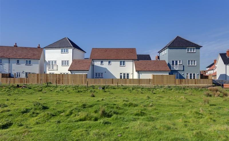 The Peninsula in Camber - sleeps 6 people