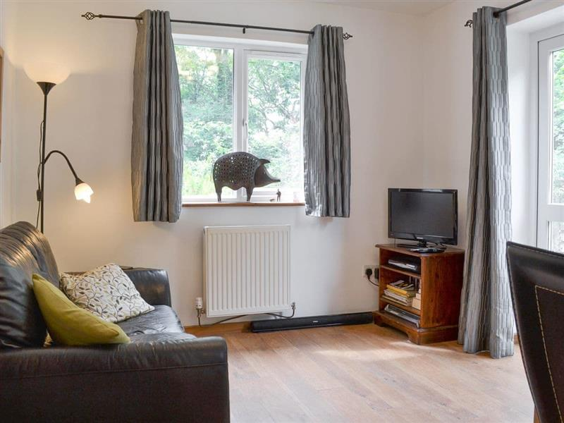 The Pigsty in Llanddeusant, near Holyhead, Anglesey - sleeps 2 people