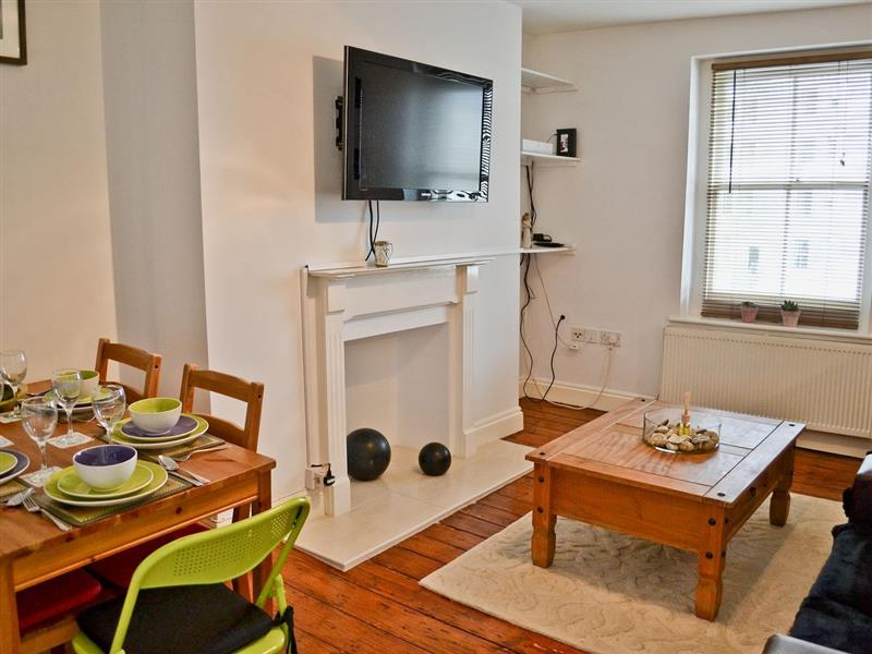 The Roof Garden in Eastbourne - sleeps 5 people