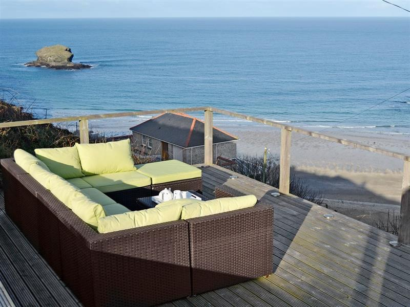 The Sand House in Portreath, Cornwall. - sleeps 7 people