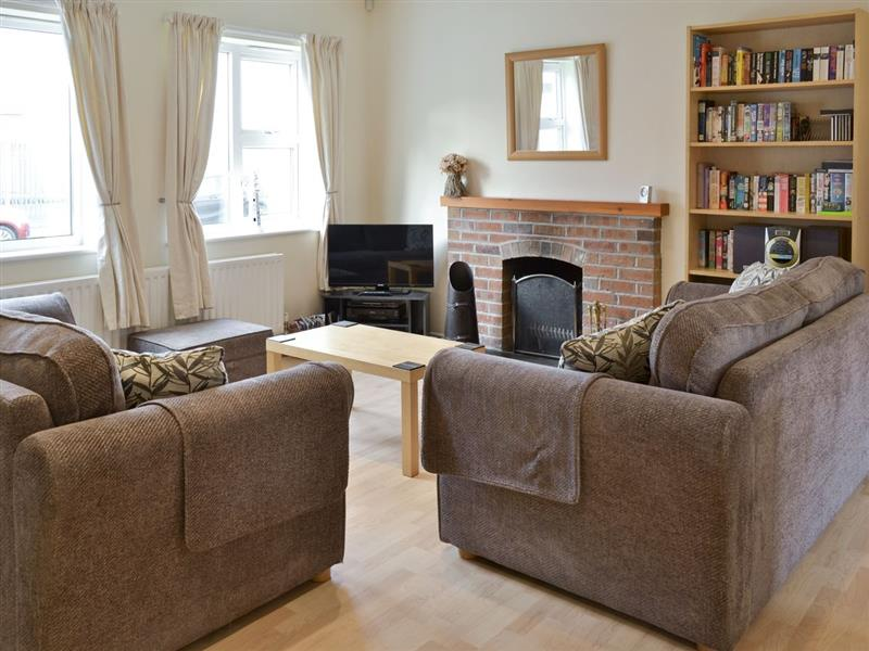 The Sandpiper in Beadnell - sleeps 4 people