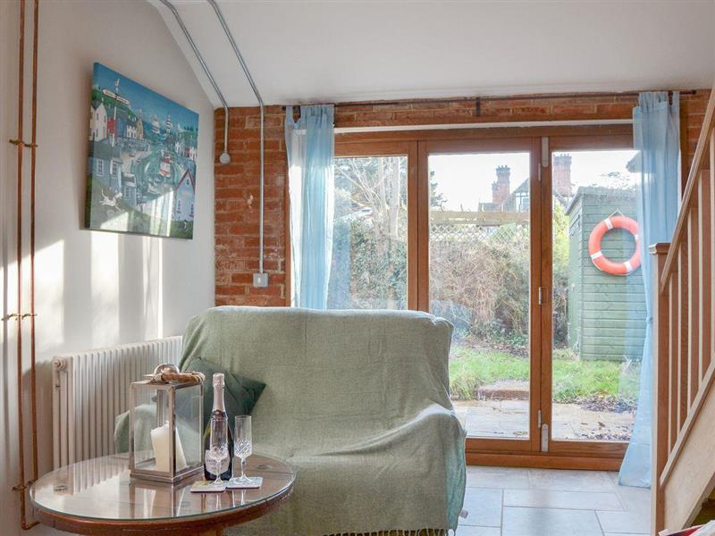 The Shieling in Freshwater, near Yarmouth  - sleeps 2 people