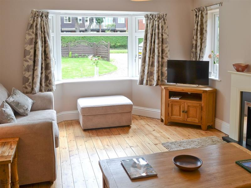 The Sidings in Sheringham - sleeps 6 people