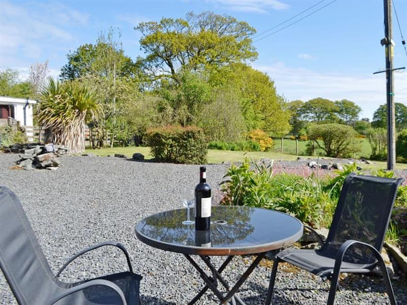The Smiddy in Glasserton, near Whithorn - sleeps 4 people