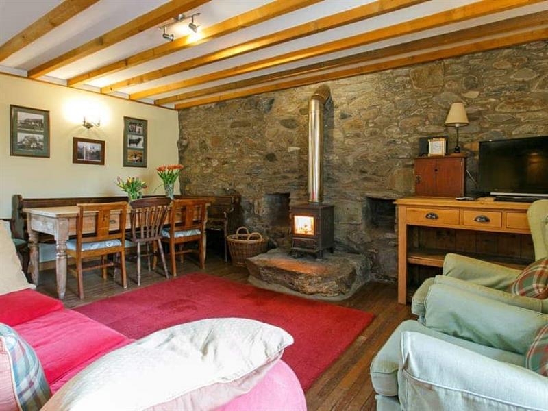 The Smiddy in Lochearnhead - sleeps 6 people