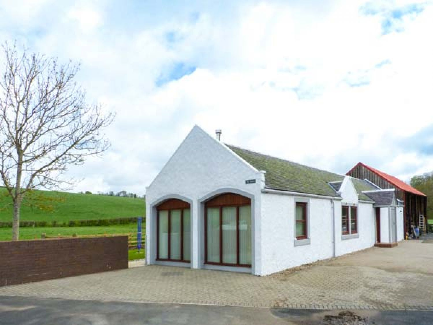 The Stables at Daldorch in Tarbolton near Mauchline - sleeps 6 people