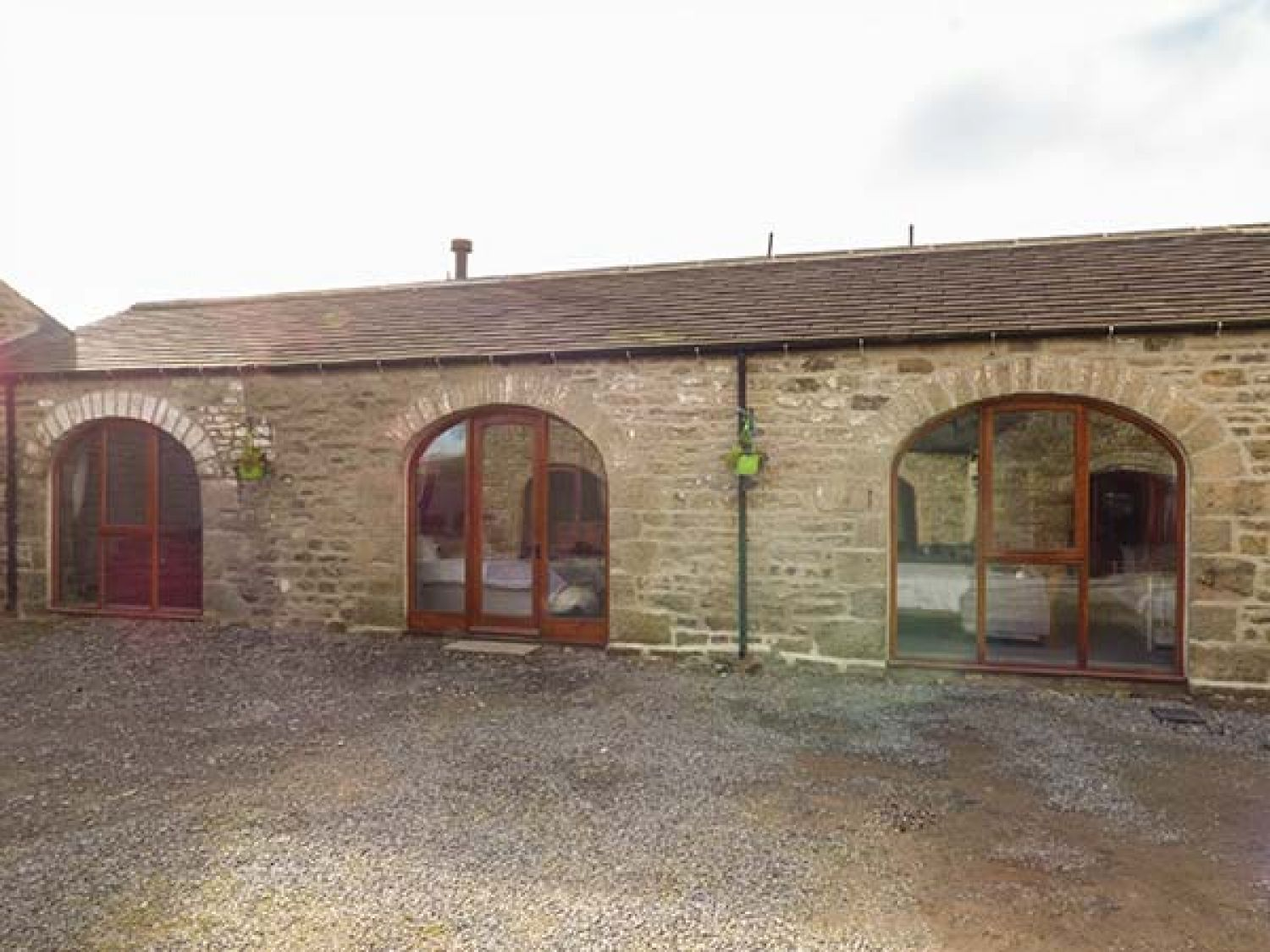 The Stables at Larklands in Ravensworth near Richmond - sleeps 5 people