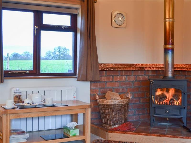 The Summer House in Brownheath, near Wem - sleeps 2 people