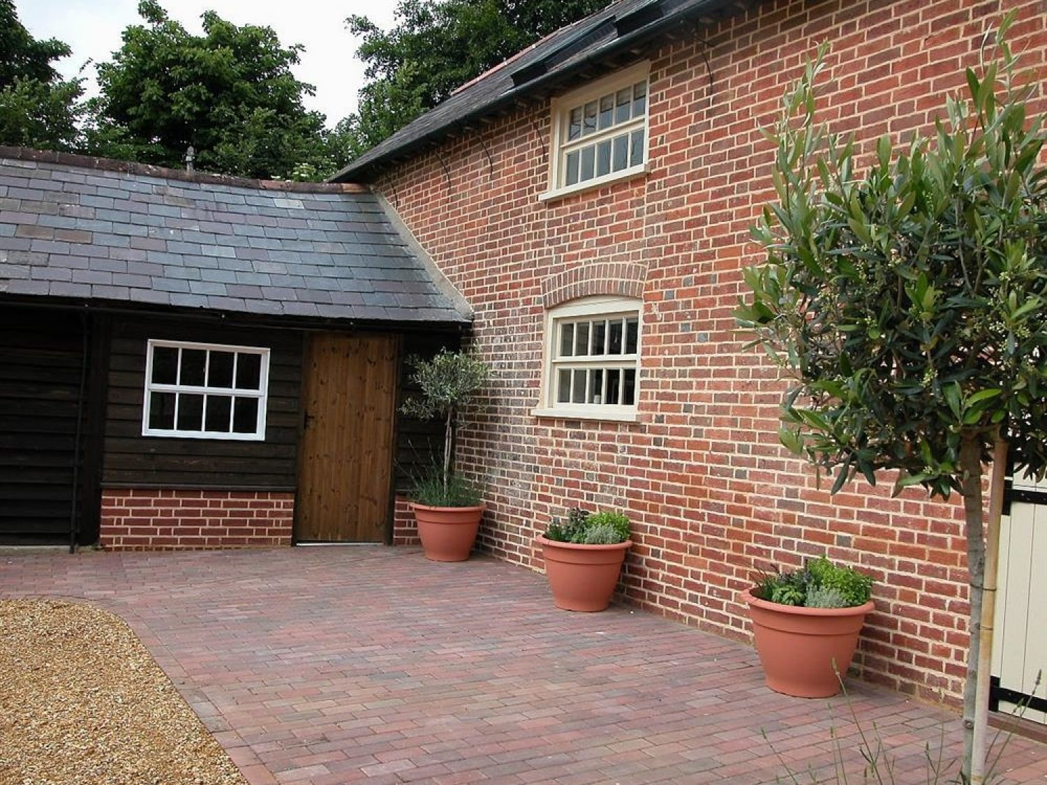 The Tallet in Rockbourne - sleeps 4 people