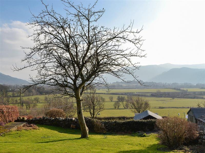 The Tottsie in Bassenthwaite, near Cockermouth - sleeps 4 people