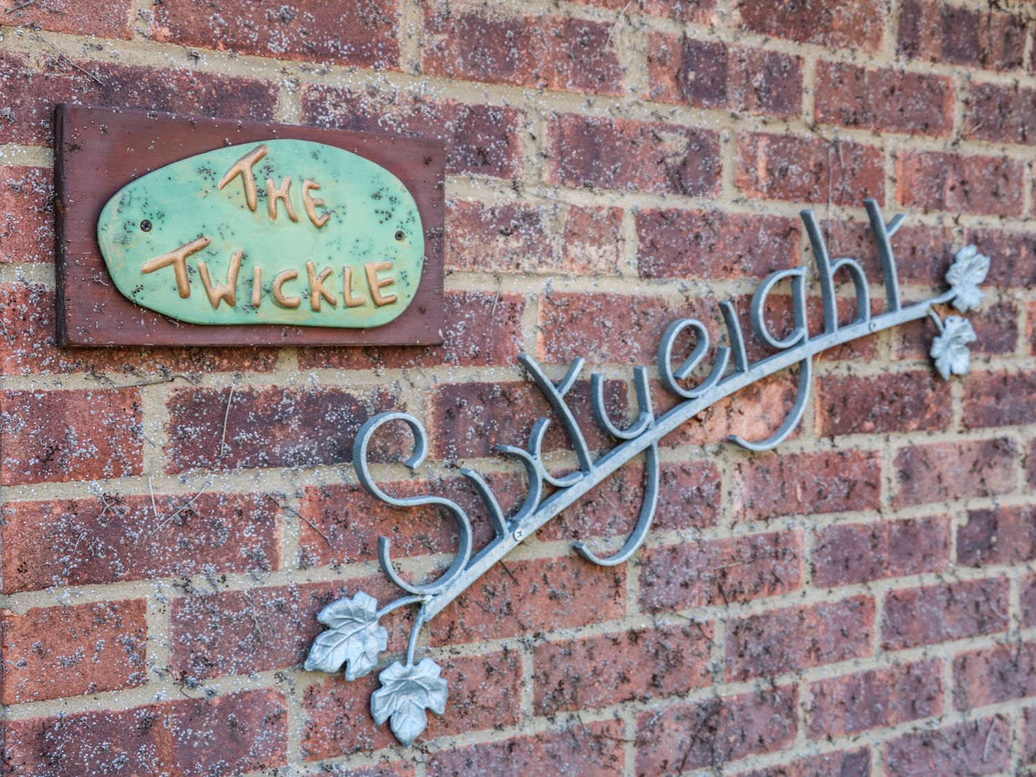 The Twickle in North Walsham - sleeps 8 people