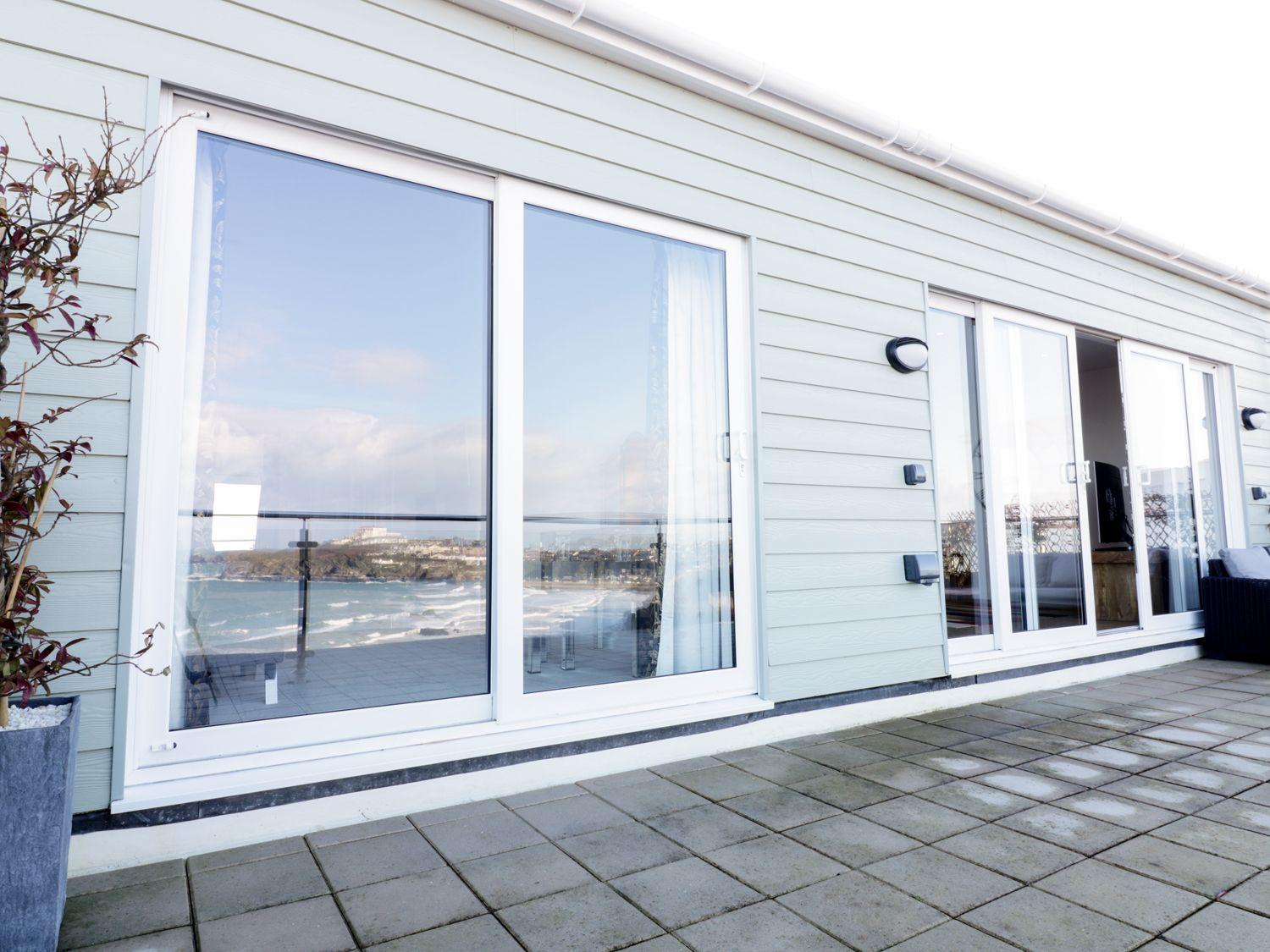 The View in Newquay - sleeps 4 people