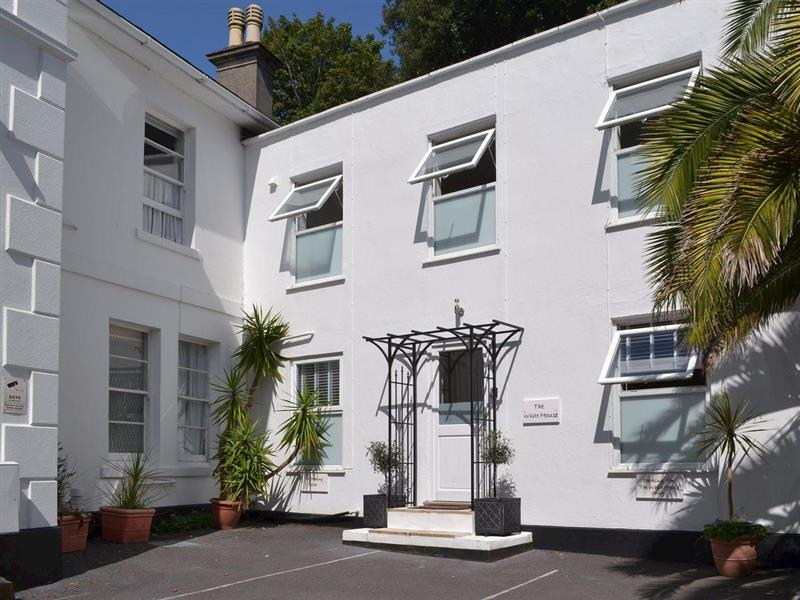 The White House in Torquay - sleeps 4 people