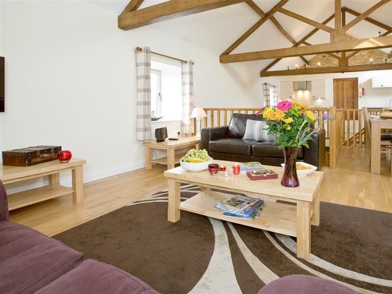 Thirley Cotes Farm Cottages - Oak Cottage in Harwood Dale, near Scarborough, Yorkshire - sleeps 4 people
