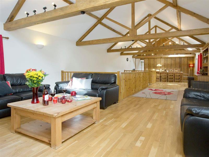 Thirley Cotes Farm Cottages - Sycamore Cottage in Harwood Dale, near Scarborough, Yorkshire - sleeps 10 people