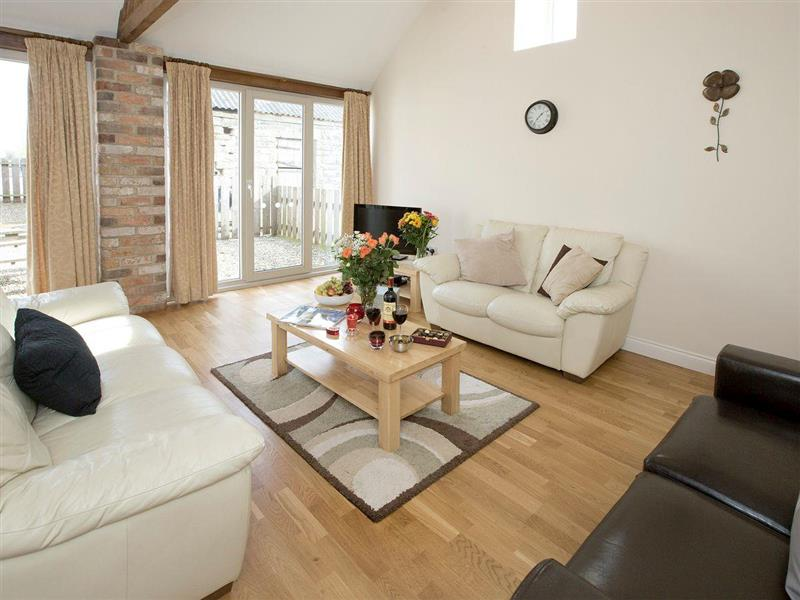 Thirley Cotes Farm Cottages - Willow Cottage in Harwood Dale, near Scarborough, Yorkshire - sleeps 4 people