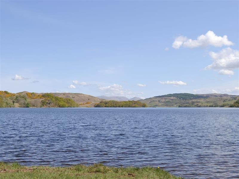 Thistle Cottage in Kilmore, near Oban, Argyll and Bute - sleeps 6 people