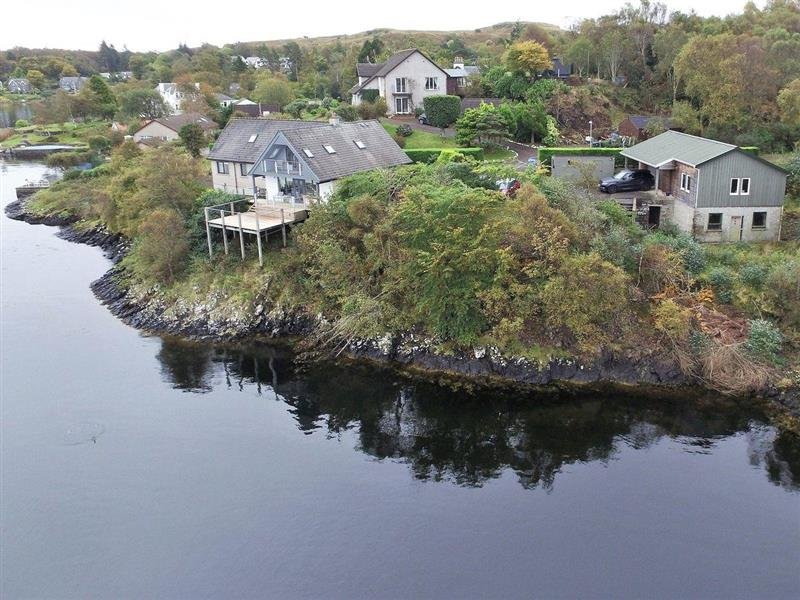 Tidereach in Connel, near Oban, Argyll and Bute - sleeps 8 people