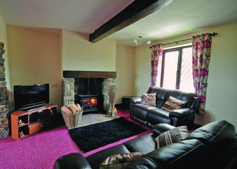 Tomfields Cottage in Kingsley Moor - sleeps 8 people