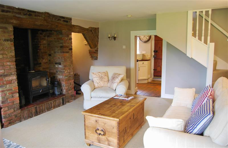 Tom's Cottage in Heacham near Kings Lynn - sleeps 3 people