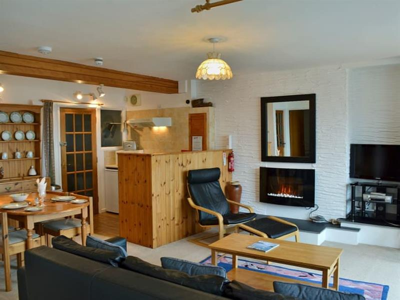 Towan View in Newquay - sleeps 2 people