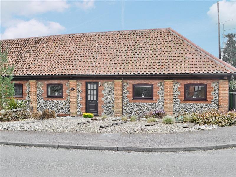 Trailor Cottage in Weybourne  - sleeps 6 people