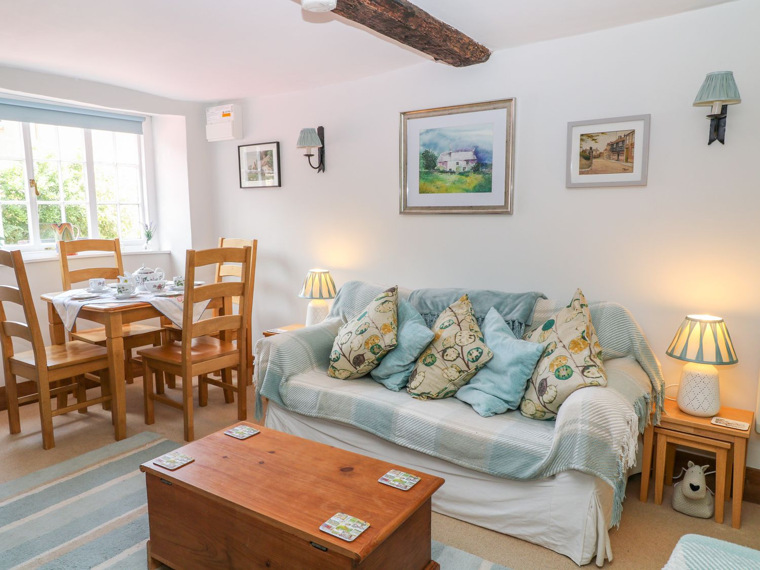 Traphouse Cottage in Winkleigh - sleeps 4 people