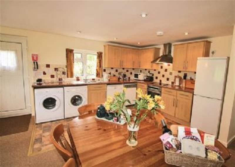 Trent in Sherborne - sleeps 6 people