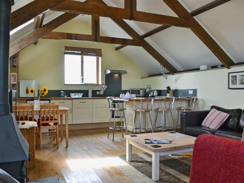 Trerice Holiday Barns - The Hayloft in St Newlyn East, near Newquay - sleeps 5 people