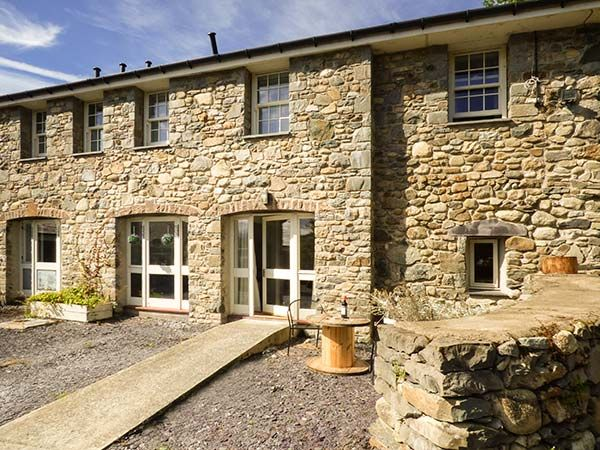 Tryfan in Glasinfryn near Bangor - sleeps 2 people