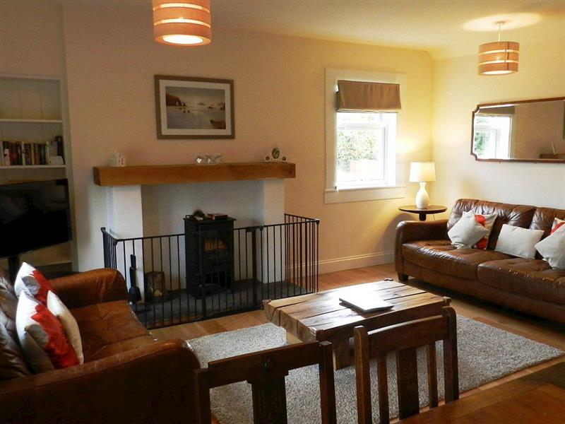 Tuathair Front Cottage in Brodick, Isle of Arran - sleeps 6 people