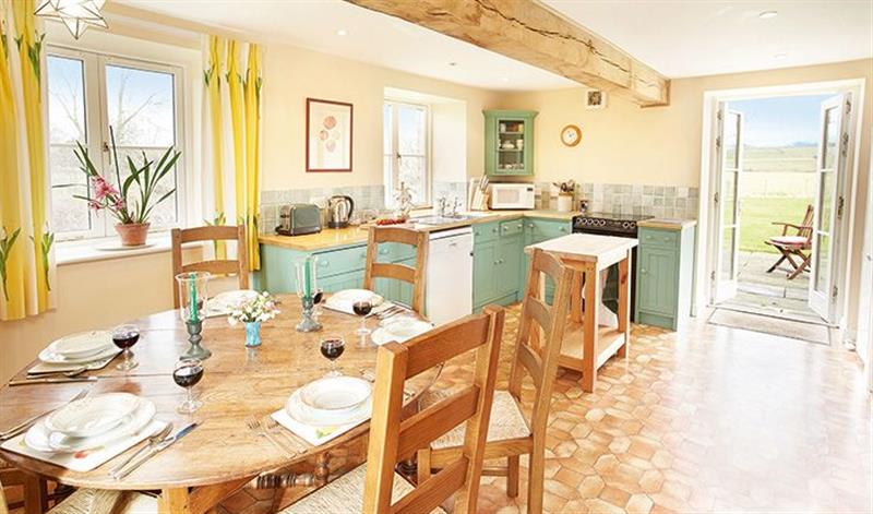Udford House in Brougham - sleeps 6 people