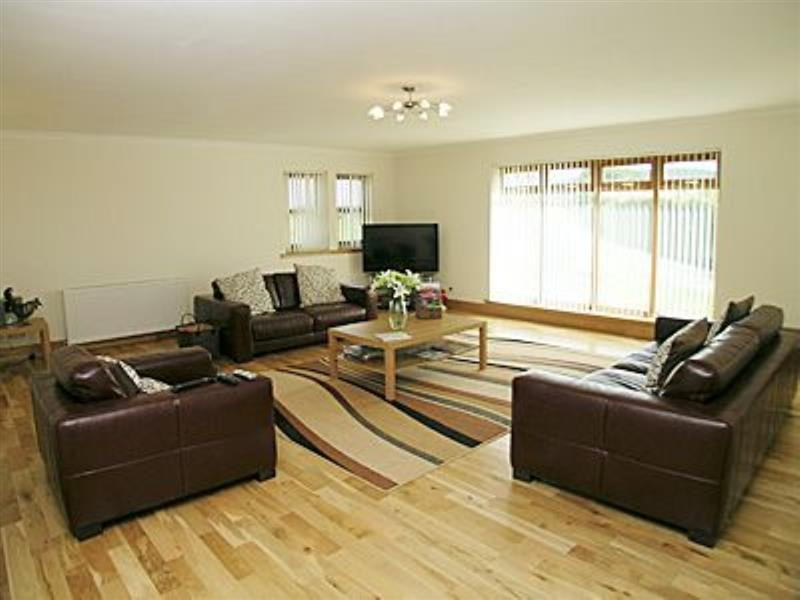 Up Yonder in Glenluce - sleeps 7 people