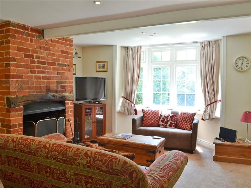 Upper Bunkers Hill Cottage in Lyndhurst - sleeps 6 people