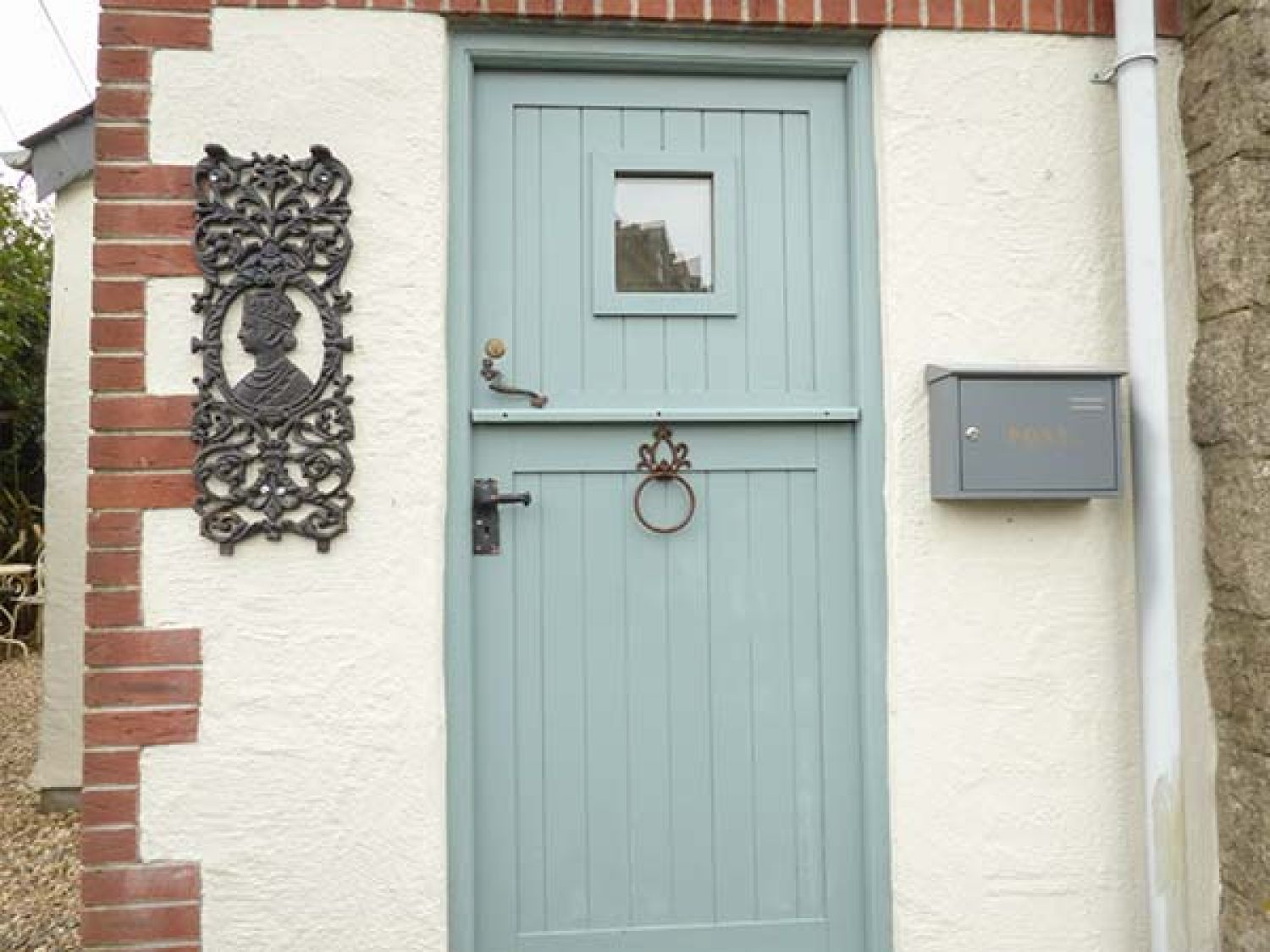 Victoria Cottage in St Newlyn East near Newquay - sleeps 4 people