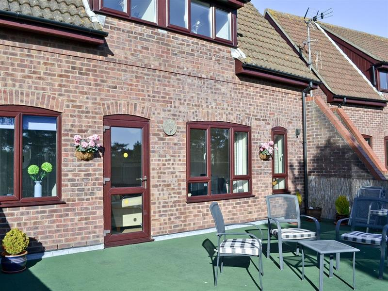 Villa Fifty in Cromer - sleeps 7 people