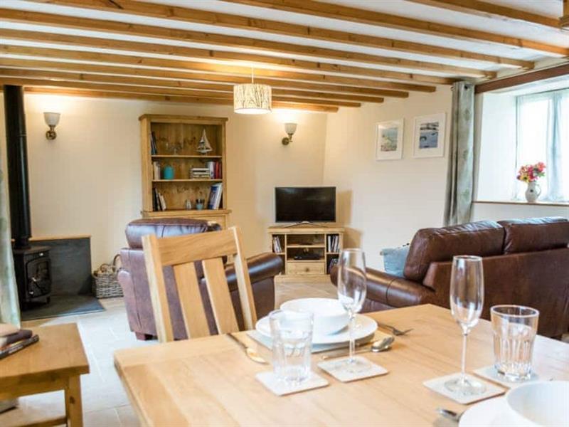 Vines Cottage in Hartland, near Bideford - sleeps 2 people