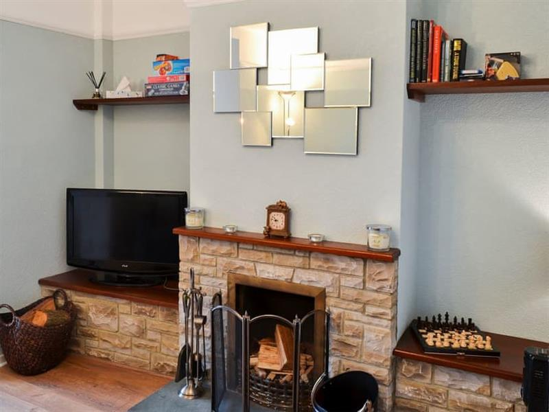 Waggy Tails in Seahouses, near Alnwick - sleeps 4 people