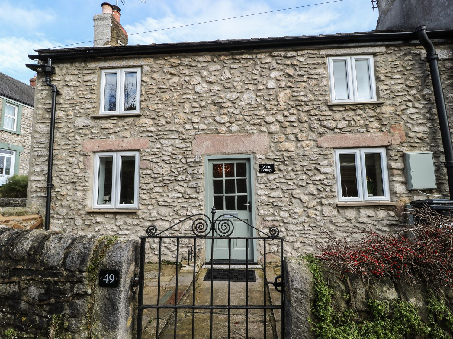 Wags Cottage in Middleton near Matlock - sleeps 3 people