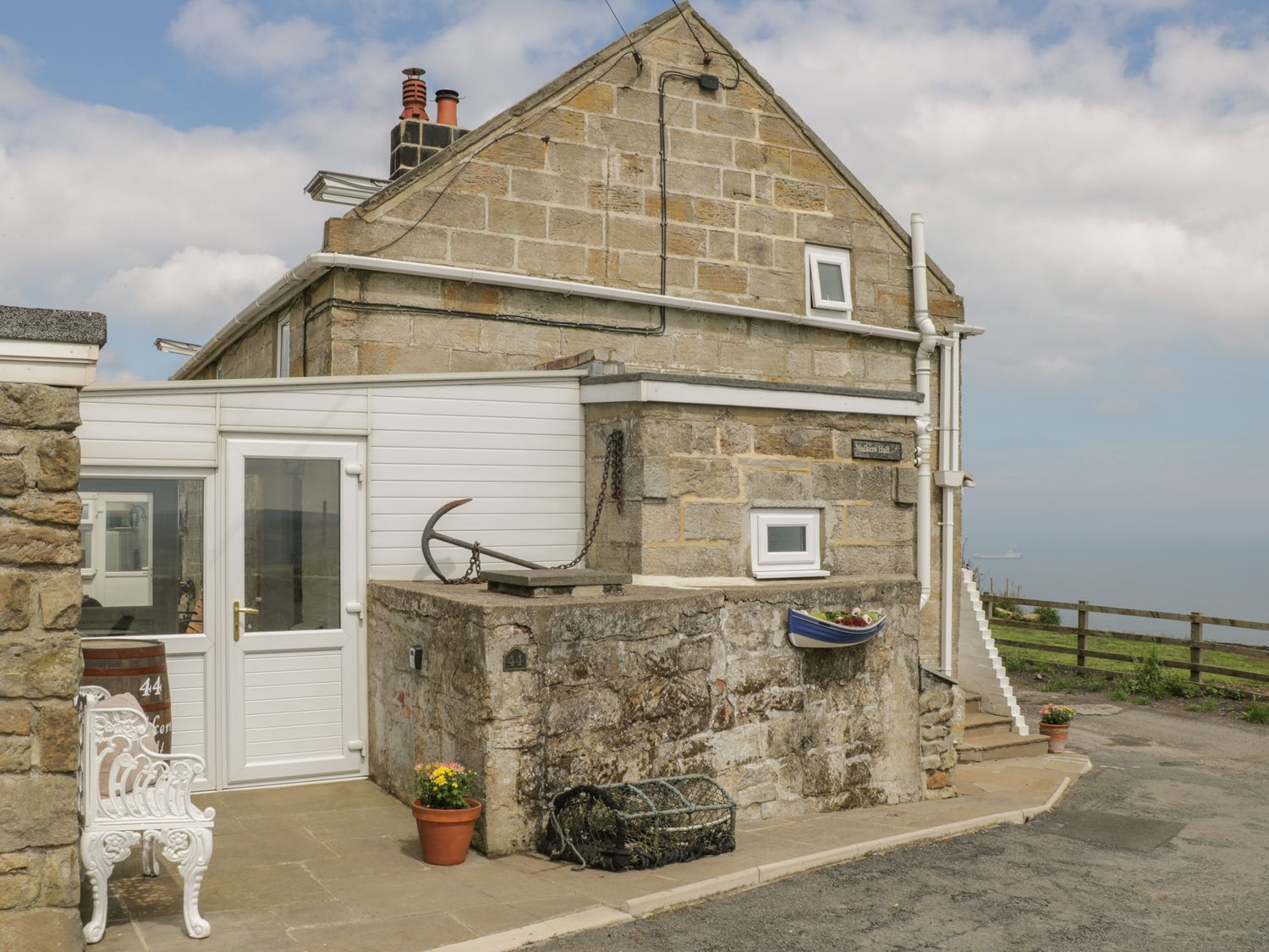 Walkers Halt in Boulby near Staithes - sleeps 8 people