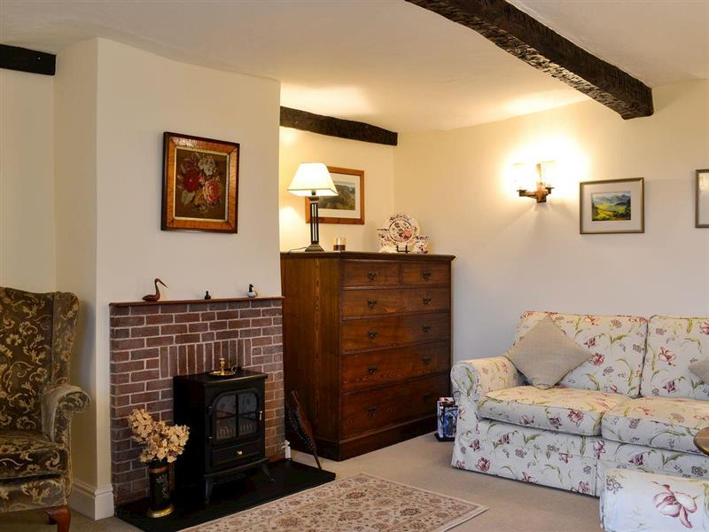 Walnut Cottage in Bassenthwaite, near Keswick - sleeps 3 people