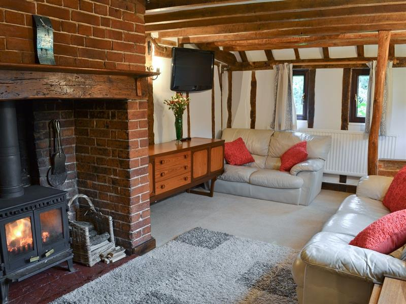 Warren Cottage in Mayfield - sleeps 4 people