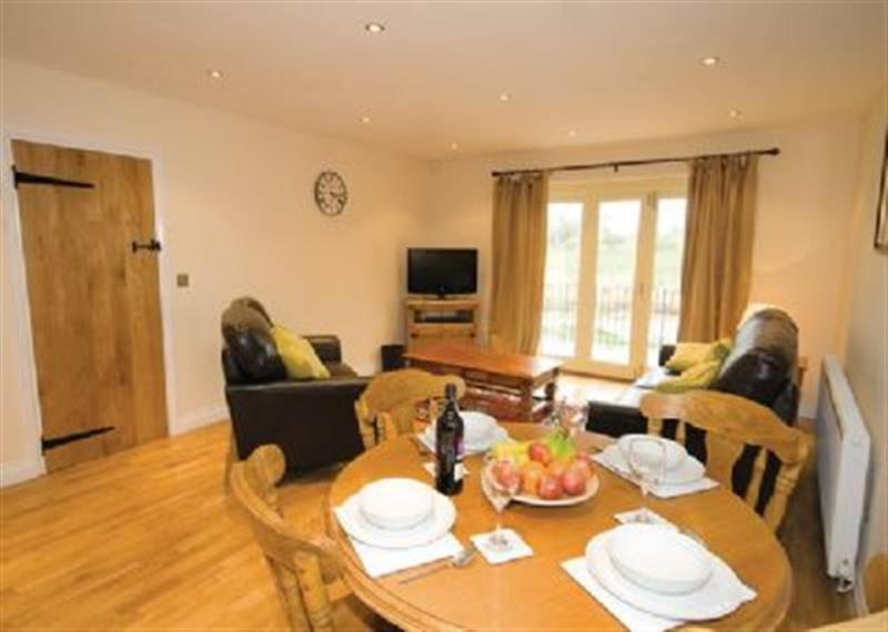 Watermill Cottage in Chester - sleeps 5 people