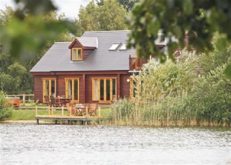 Waters Reach in King's Lynn - sleeps 10 people