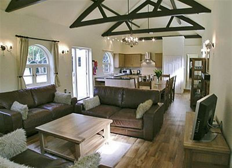Waveney Coach House in St Olaves, Great Yarmouth, Norfolk. - sleeps 10 people
