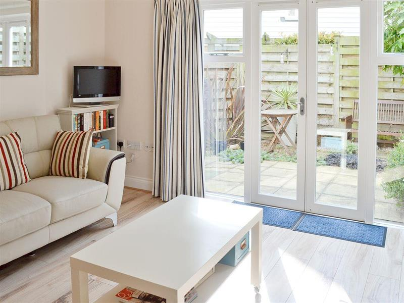 Wayfarers in Whitstable - sleeps 6 people